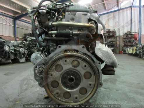 TOYOTA -1KZ 3 0L TURBO DIESEL EFI Engine -HIACE / HILUX / PRODO
