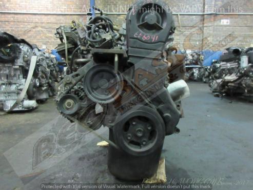 TOYOTA TAZZ -2E 1.3L CARB 12V Engine
