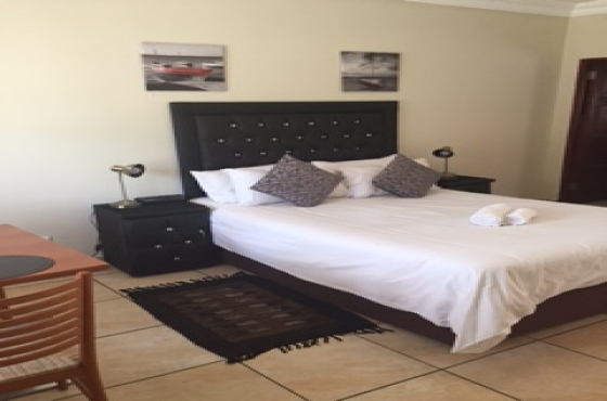 Stylish Neat Furnished Serviced self-catering units to let in Witfield Boksburg