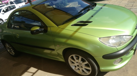 Peugeot 206 2.0 Coup
