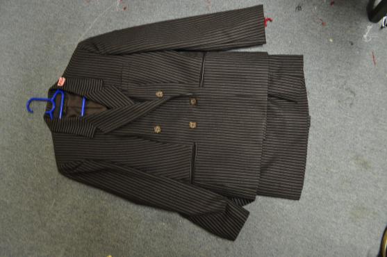 Woollen suits