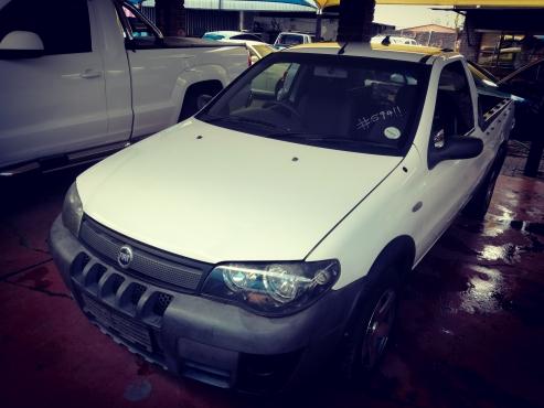 Fiat Strada 1.7 2006