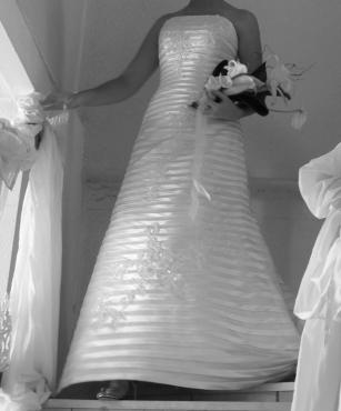 Stunning wedding dress / matric farewell dress
