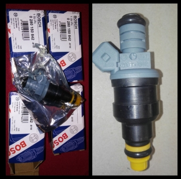 1600cc high performance Bosch fuel injector 0280150842