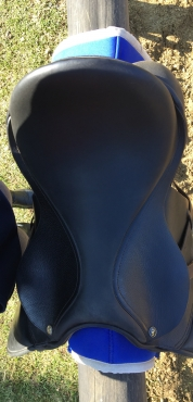 RD Trainers saddle