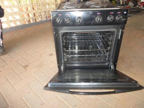 Defy undercounter stove