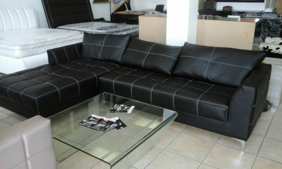 L-Shape Lounge Suite @ R7500 Factory Special