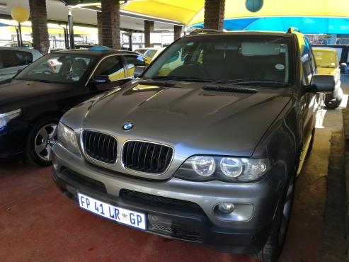 2007 BMW X5 3.0d Spo