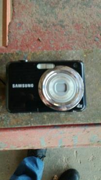 Samsung ES13 camera