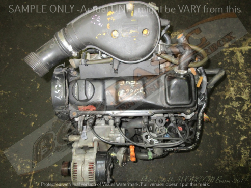 VOLKSWAGEN GOLF 1~3 -ADZ 1.8L CARB 8V Engine