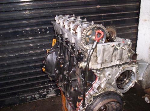 mercedes c250 (w202) engine