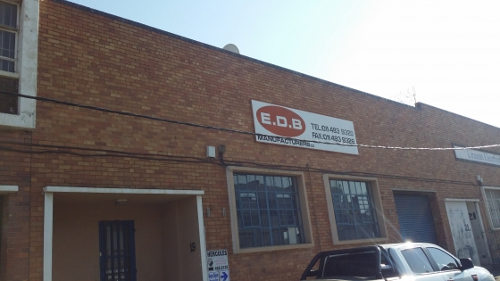 Warehouse for rent in Booysesns