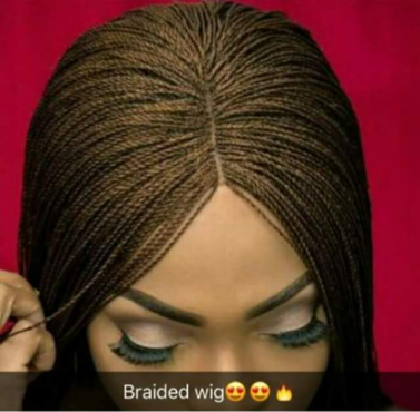 Hand made twist wigs for sale