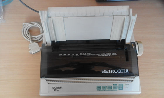 Seikosha SP-2000 Plus Dot matrix Printer