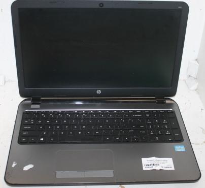 Hp laptop S025127a