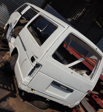 TOYOTA HIACE BODY ONLY