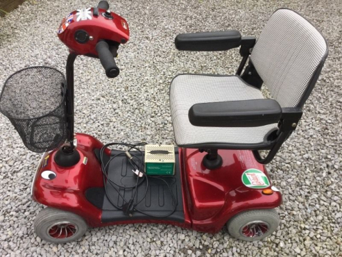 Mobility Disability Scooter for sale Excellent condition Durban North