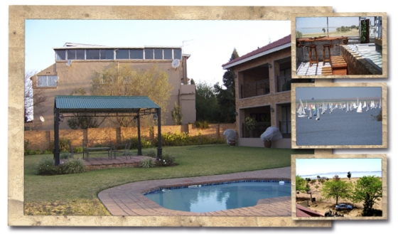 Book this long-weekend at the Vaal waterfront, self-catering accom, Deneysville, 1 hour's drive from Jhb!