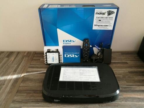 DSTV Explora