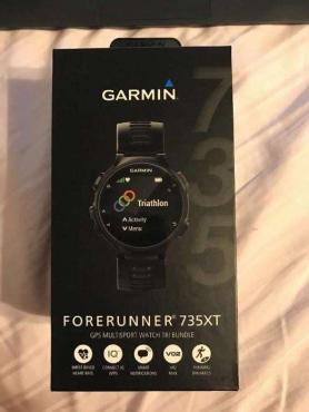 Garmin Forerunner 735 XT Tri- Bundle