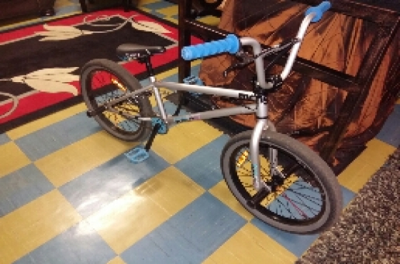 Mongoose Stunt Bike