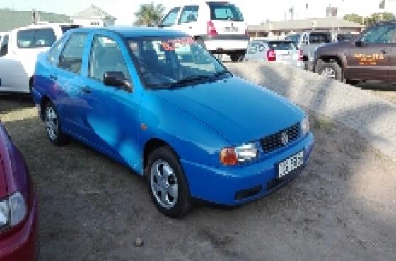 VW Polo 1.6 classic R 42000