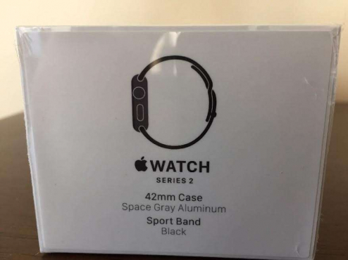 Apple Watch Series 2 42mm Sport Band