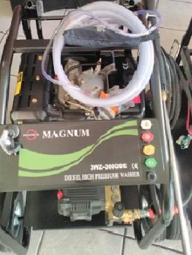 Magnum High Pressure