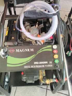 Magnum High Pressure Washer with Petrol Engine Price Includes VAT