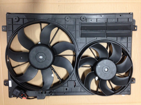 VW GOLF 5 R32 Brand New Radiator Cooling Fan Assemblies for sale Price:R3150