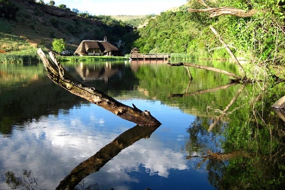 NewCastle - Memel – Drakensbergkloof Game and Trout Chalet