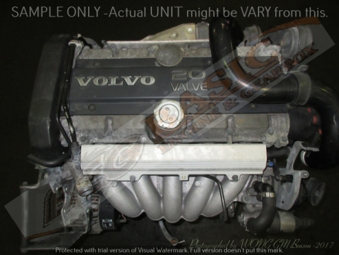 VOLVO S850 -B5234T3 2.3L TURBO VVT 20V Distributor Engine