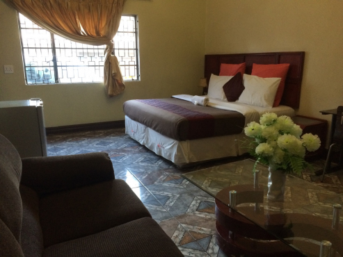 G&G GUESTHOUSE -BED AND BREAKFAST FROM R385/NIGHT