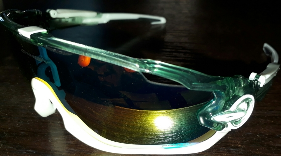 Oakley JawBreaker with 5Lenses