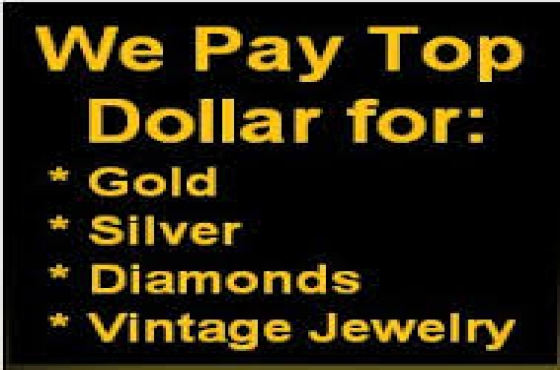 SELL YOUR JEWELLERY FOR CASH ON THE SPOT