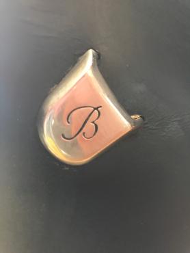 Bates 16,5 GP saddles