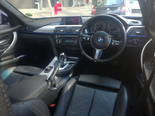 2013 BMW 3-SERIES 320i MODERN LINE AUTOMATIC SUNROOF