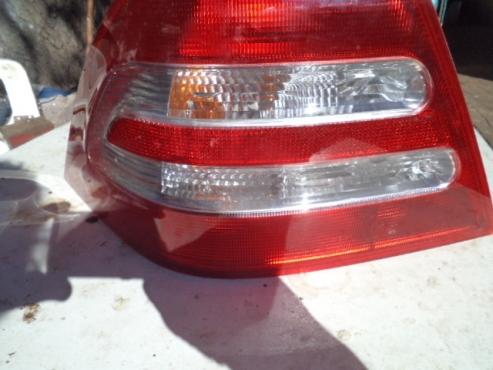Mercedes rear lenses