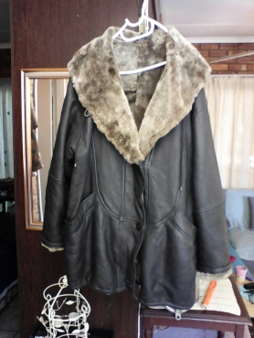 Imported Ladies Leather Jacket
