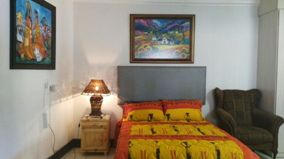 FULLY FURNISHED BACHELOR APARTMENT TO LET IN THE WILLOWS