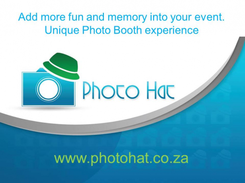 Photo Hat - affordable and quality photo booth hiring service