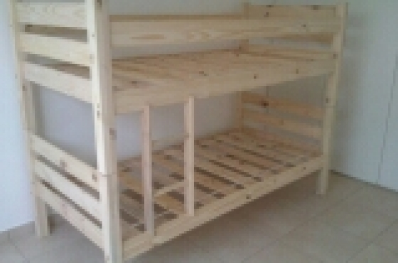 Single bed bunkbed