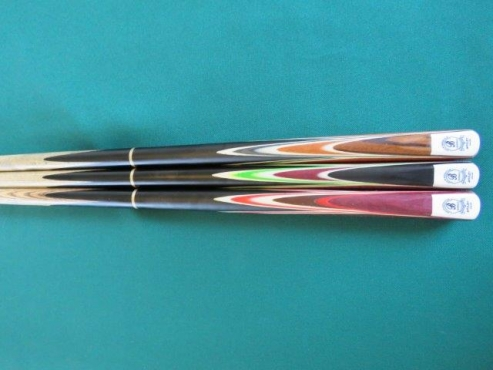 RILEY BURWAT ARROW MASTER Pool Or Snooker Cue Stick Junk Mail - Cue master pool table