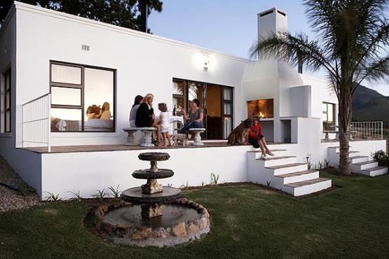 Stellenbosch – Paarl –In the Vineyard self-c Cottages