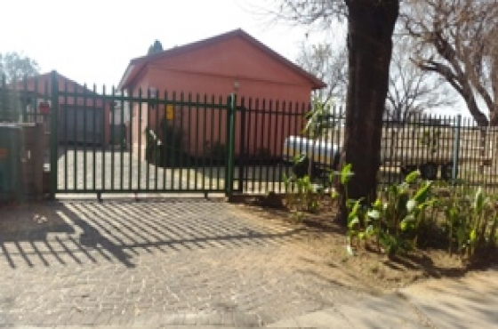 2 Bedroomed house to rent - Sasolburg