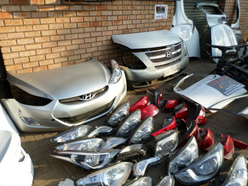 Hyundai Spare Parts For Africa! | Junk Mail