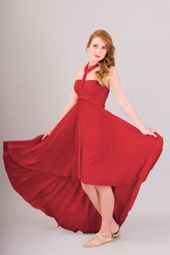 Infinity Dress SA - Brand New Bridesmaids dress that complements every figure!