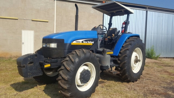 NEW HOLLAND TM150 4X4 TRACTOR | Junk Mail