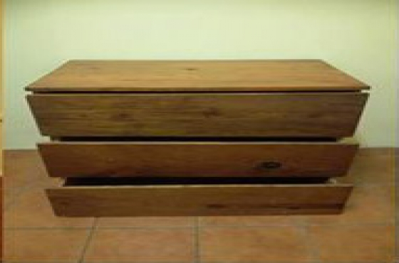 3 X Chest of drawers