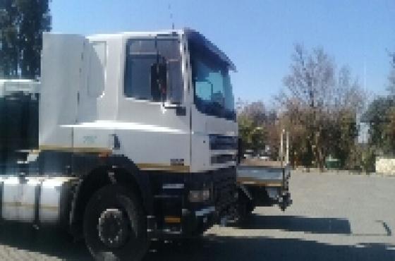 DAF CF 85 .430 heavy duty.